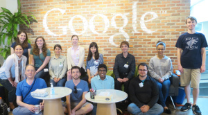 PyLing visits Google Pittsburgh office